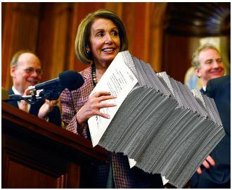 12,000 Page Bill